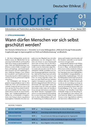 Infobrief Nr. 19